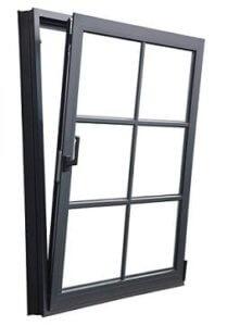 ремонт окна алюминиевого